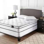 WholeHome style factory (TM/MC) Concordia Euro-Top Mattress