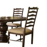 Paula Deen™ Home Set of 2 Ladder-Back Dining Chairs
