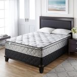 Sealy® 'Sentinel' Euro Top Cushion Firm Mattress