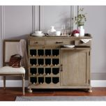 Universal 'Berkeley' Small Wine Cabinet
