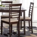 Set Of 2 'Montreal' Dining Room Chairs