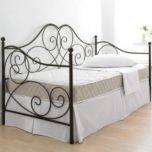 'Cambria' Metal Daybed, B10533