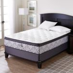 Kingsdown™ Meridian 'Pasadena' Euro Top Sleep Set