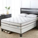 Simmons(MD) Beautyrest(MD) Ensemble matelas-sommier  Symphony Collection « Avison » à plateau standard