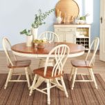'Trenton' Collection 5-Piece Dining Set