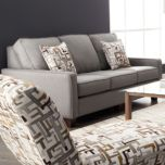 'Crandall II' Collection Condo-Size Sofa
