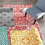 'Keere' Wool Decorator Rug