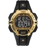 Timex(MD) Montre IM Rugged 30 circuits couleur or Hollywood et noir