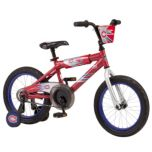 NHL Montreal Canadians 16' Sidewalk Bike with Training Wheels