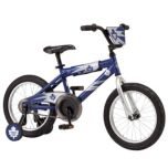 NHL Toronto Maple Leafs 16' Sidewalk Bike with Training Wheels