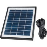 Freeplay® Solar Panel with 4 Metre Cord - Black