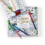 Colorama™ Colorama The Magic Path Coloring Book