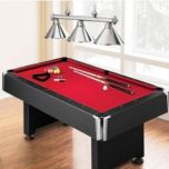 Mizerak Table de billard 'Donovan II' 8 pi