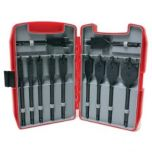 CRAFTSMAN®/MD 11-pc. Spade-max Spade Bits Set