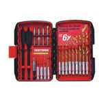 CRAFTSMAN®/MD Professional 24-Piece Drill & Drive Gift Set