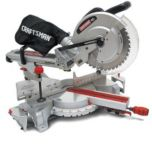 CRAFTSMAN®/MD 12' Sliding Compound Mitre Saw with LaserTrac® Cut Line Indicator, SM3053RC