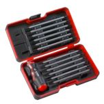 Felo® Smart Set 2 Components Handle - Screwdriver and T-Handle, 13 Pc