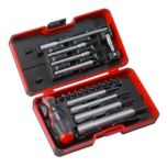 Felo® Smart 21 pc. Engineer Set M-Tec Nut Driver, 2-in-1 Screwdriver