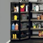 CRAFTSMAN®/MD 'Ready-to-Assemble' Corner Shelving Unit