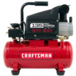 CRAFTSMAN®/MD 3 Gallon Oil-Lube Air Compressor with Inflation/Blowgun Kit