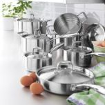 Lagostina® Chef Clad® 13-Piece Cookware Set, L963.6036.13