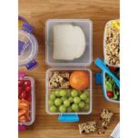 sistema® 450ml Sandwich Box