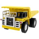 Artisan Collection Yuke Dump Truck Collectible Desktop Mini Clock