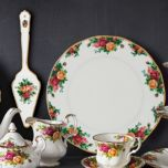 Royal Albert® 'Old Country Roses' Cake Plate And Server Set