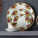 Royal Albert® 'Old Country Roses' 20-Piece Dinnerware Set