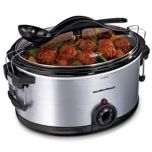 Hamilton Beach® Stay Or Go™ Slow Cooker