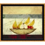 Lailas 'Fruit Bowl II' Framed Print
