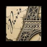 Paris 16x16' Canvas Print