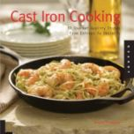 Lodge™ Cast Iron Cooking Cookbook -50 Gourmet Quality dishes