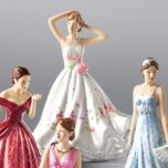 Royal Doulton® 'Dawn' Petite Figurine