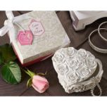 Artisano Designs 'Love in Bloom' Heart Jewellery & Trinket Box