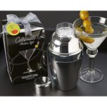 Artisano Designs 'Celebrate! Martini Style' Acrylic Cocktail Shaker Set