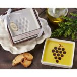 Artisano Designs 'Vineyard' Olive Oil and Balsamic Vinegar Dipping Plate