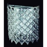 Gen Lite Tiara Wall Lamp With Crystals