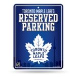 Good Tymes Enterprises Inc. NHL Toronto Maple Leafs® Parking Sign