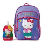 HELLO KITTY® Novelty Back Pack With Water Bottle