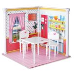 Newberry(TM/MC) Table and Chairs Set for 18' Dolls