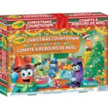 Crayola® Christmas Countdown - Advent Calendar of Surprises