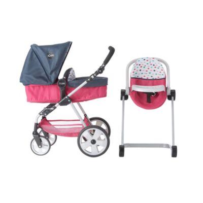 Lotus Onda Baby Doll & Pram Playset 37% off for both @ Sears.ca