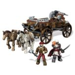 Mega Bloks Poursuite en chariot Assassin's Creed