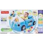 Fisher-Price® Laugh & Learn™ Smart Stages™ Crawl Around™  Car Play Set