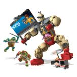 Teenage Mutant Ninja Turtles®Mega Bloks® Krang's Rampage