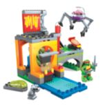 Teenage Mutant Ninja Turtles®Mega Bloks® Half-Shell Heroes Turtle Lair Battle