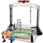 WWE® 'Wrecking Brawl™' Play Set