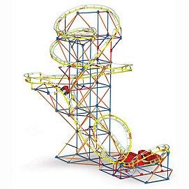 Upc 744476514370 Knex Thrill Rides Supernova Blast Roller Coaster