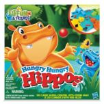 Hasbro(MD) Jeu Hungry, Hungry Hippos(MD)